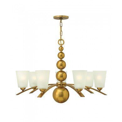 Elstead - Hinkley Lighting - Zelda HK-ZELDA7-VS Chandelier