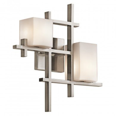 Elstead - Kichler - City Lights KL-CITY-LIGHTS2 Wall Light