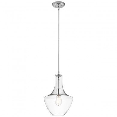 Elstead - Kichler - Everly KL-EVERLY-P-S-CH Pendant