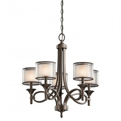 Elstead - Kichler - Lacey KL-LACEY5-MB Chandelier