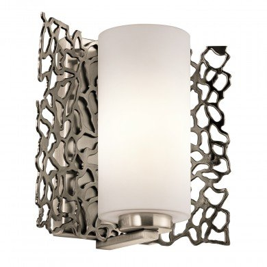 Elstead - Kichler - Silver Coral KL-SILVER-CORAL1 Wall Light