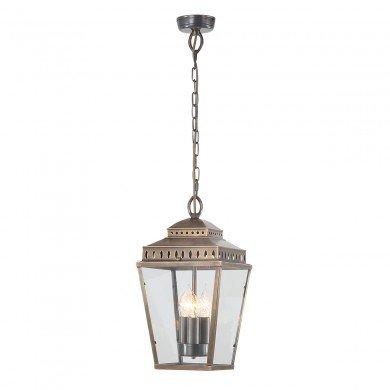 Elstead - Mansion House MANSION-HOUSE8-BR Chain Lantern