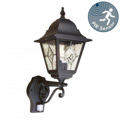 Elstead - Norfolk NR1-PIR-BLACK Wall Light
