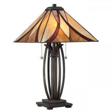 Elstead - Quoizel - Asheville QZ-ASHEVILLE-TL Table Lamp
