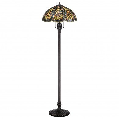 Elstead - Quoizel - Belle QZ-BELLE-FL Floor Lamp