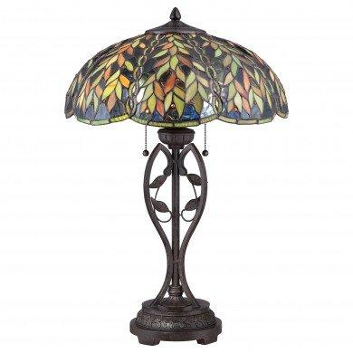 Elstead - Quoizel - Belle QZ-BELLE-TL Table Lamp