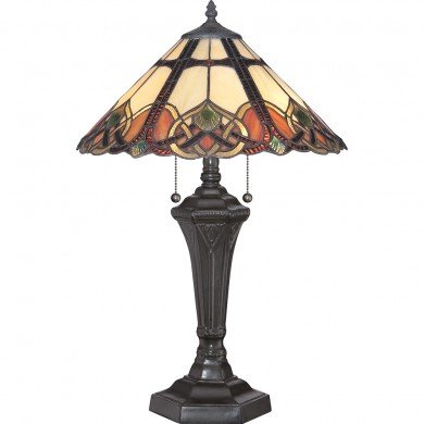 Elstead - Quoizel - Cambridge QZ-CAMBRIDGE-TL Table Lamp