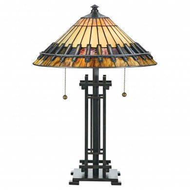 Elstead - Quoizel - Chastain QZ-CHASTAIN-TL Table Lamp