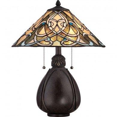 Elstead - Quoizel - India QZ-INDIA-TL Table Lamp