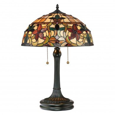 Elstead - Quoizel - Kami QZ-KAMI-TL Table Lamp