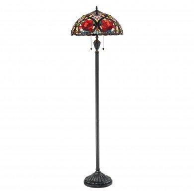 Elstead - Quoizel - Larissa QZ-LARISSA-FL Floor Lamp