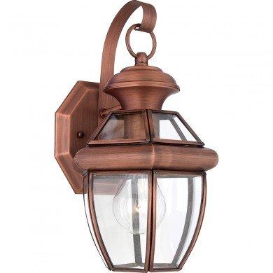 Elstead - Quoizel - Newbury QZ-NEWBURY2-S-AC Wall Light