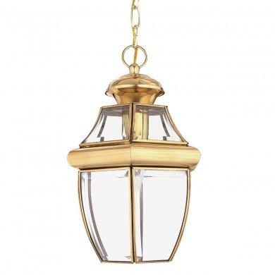 Elstead - Quoizel - Newbury QZ-NEWBURY8-M-PB Chain Lantern