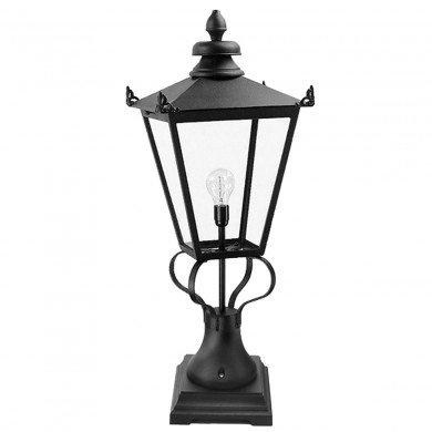 Elstead - Wilmslow WSLN1-BLACK Pedestal
