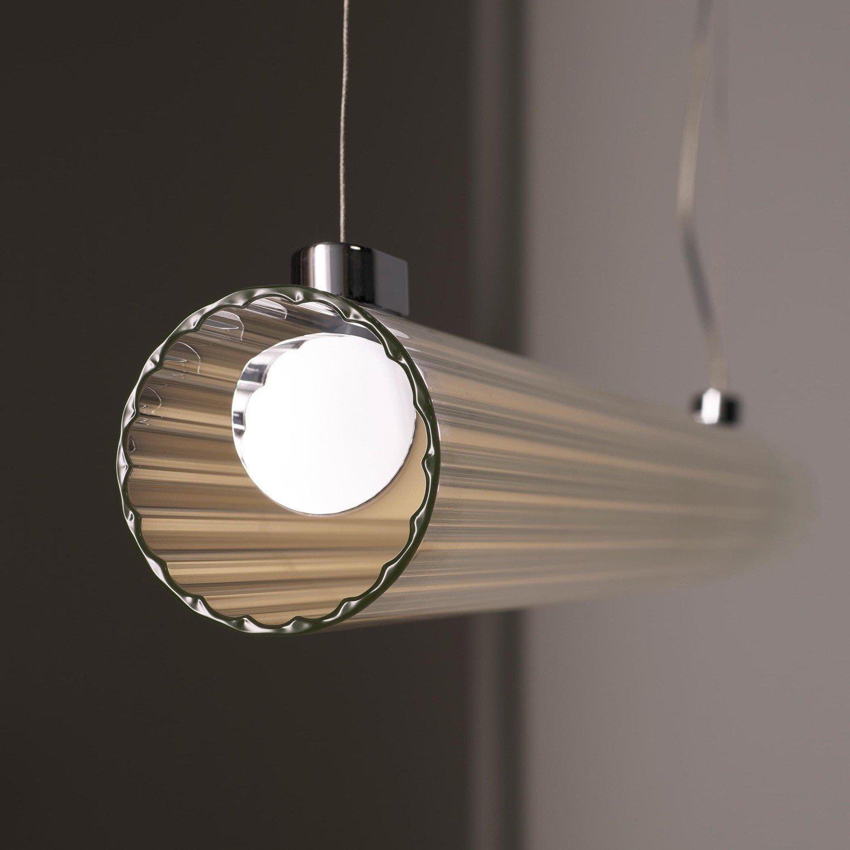 Astro Lighting Io Pendant 1000 1409011 Ip20 Matt Black Bar Pendant