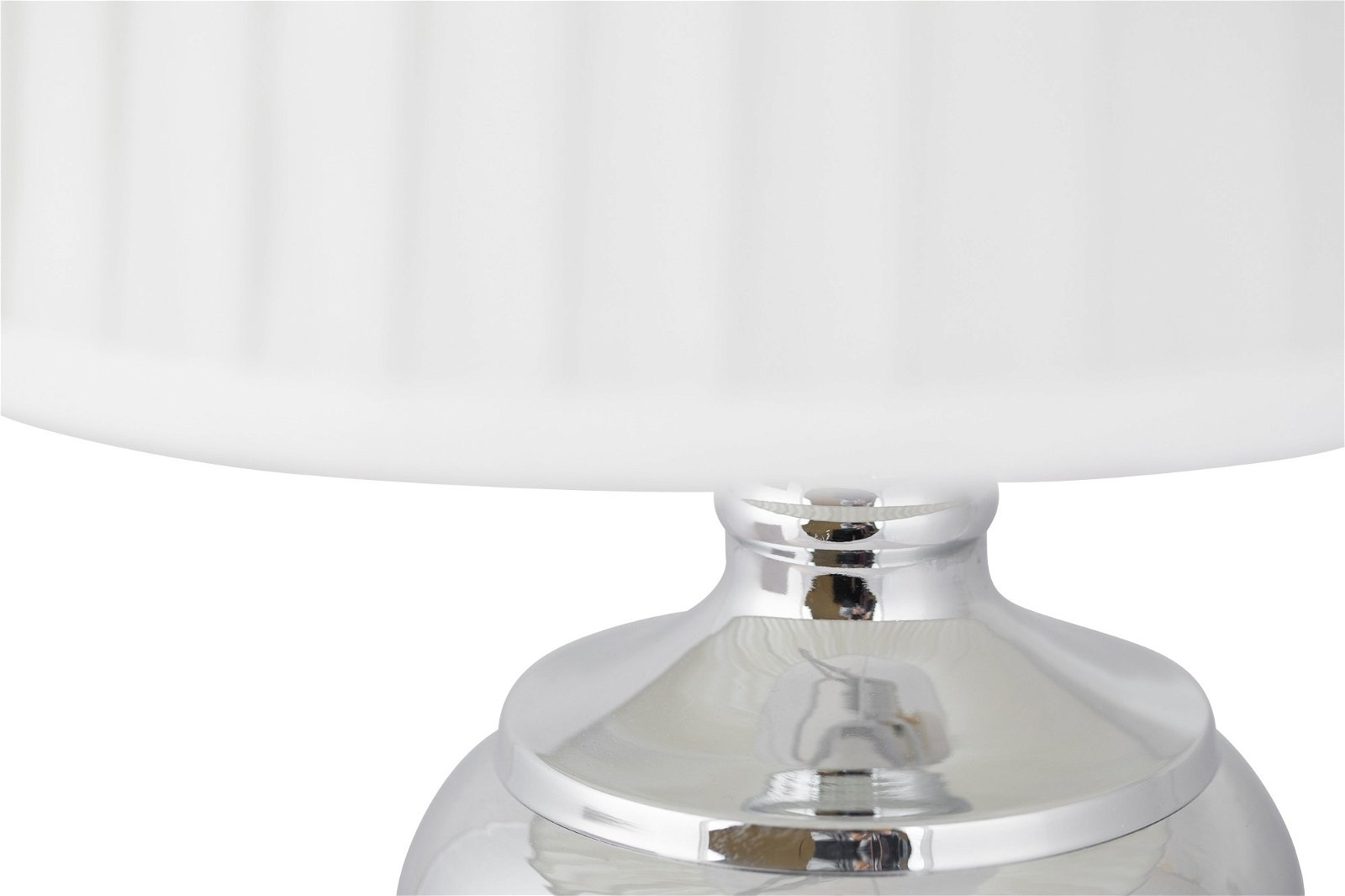 58cm Urn Style Table Lamp in Polished