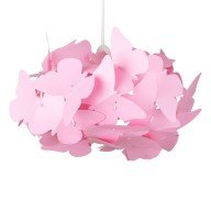 Pink Butterfly Easy Fit Light Shade