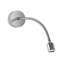 Astro Lighting - Fosso Surface LED 1138002 (630) - Polished Chrome Reading Light