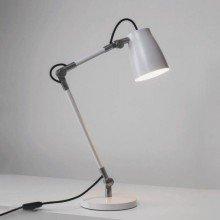 Astro Lighting - Atelier Desk Complete 1224005 (4563) & 1224002 (4560) - Matt White Table Lamp
