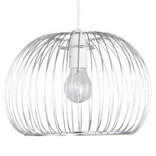 Polished Chrome Wire Easy Fit Light Shade
