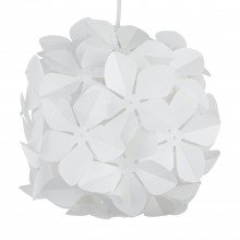White Flower Easy Fit Light Shade