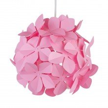 Pink Flower Easy Fit Light Shade