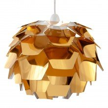 Gold Artichoke Easy Fit Light Shade