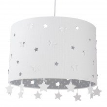 White Star Mobile Light Shade