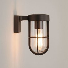 Astro Lighting - Cabin Wall 1368025 (7847) - IP44 Bronze Wall Light