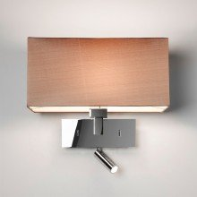 Astro Lighting - Park Lane Reader LED 1080029 - Polished Chrome Reading Light Excluding Shade