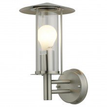 Treviso - Brushed Stainless Steel Outdoor Wall Light