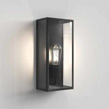 Astro Lighting - Messina 160 II 1183021 - IP44 Textured Black Wall Light