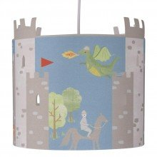 Dragon & Castles Light Shade
