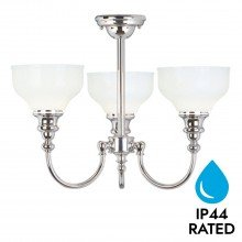 Elstead - Cheadle BATH-CD3 Chandelier