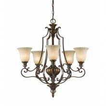 Elstead - Feiss - Kelham Hall FE-KELHAM-HALL5-UPLT Chandelier