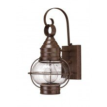 Elstead - Hinkley Lighting - Cape Cod HK-CAPECOD2-S Wall Light