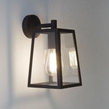 Astro Lighting - Calvi Wall 215 1306001 (7105) - Textured Black Wall Light