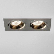 Astro Lighting - Aprilia Twin 3000K 1256002 (5690) - Anodised Aluminium Downlight/Recessed Spot Light