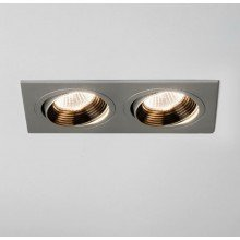 Astro Lighting - Aprilia Twin LED 2700K 1256008 (5720) - Anodised Aluminium Downlight/Recessed Spot Light