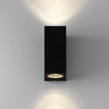 Astro Lighting - Chios 150 1310004 (7128) - IP44 Textured Black Wall Light