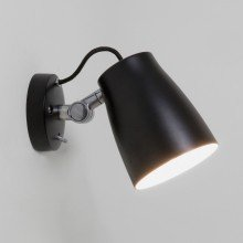 Astro Lighting - Atelier Wall 1224013 (7502) - Matt Black Reading Light