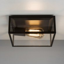 Astro Lighting - Bronte 1353001 (7388) - Matt Black Ceiling Light