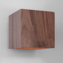Astro Lighting - Cremona 1067001 (399) - Walnut Wall Light