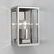Astro Lighting - Homefield 160 1095003 (563) - IP44 Polished Nickel Wall Light