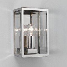 Astro Lighting - Homefield 160 1095003 (563) - IP44 Polished Nickel Wall Light