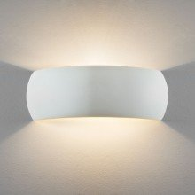 Astro Lighting - Milo 400 1299002 (7506) - Ceramic Wall Light