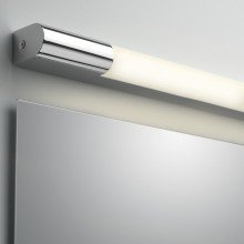 Astro Lighting - Palermo 600 LED 1084021 (7619) - IP44 Polished Chrome Wall Light