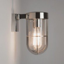 Astro Lighting - Cabin Wall 1368004 (7560) - IP44 Polished Nickel Wall Light