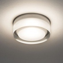 Astro Lighting - Vancouver Round 90 LED 1229012 - IP44 Clear Acrylic Downlight/Recessed Spot Light