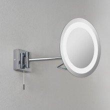 Astro Lighting - Gena 1097001 (488) - IP44 Polished Chrome Magnifying Mirror
